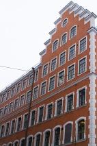 HKTY:n rakennuttama Mestaritalo. Kuva Laura Reunanen.