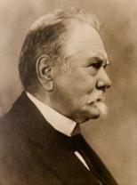 Yhdistyksen suurhahmo Viktor von Wright.